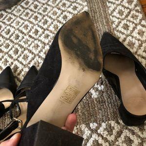 ASOS black sandal